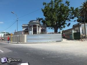 En Garzón y Segunda se construye el Centro Lúdico